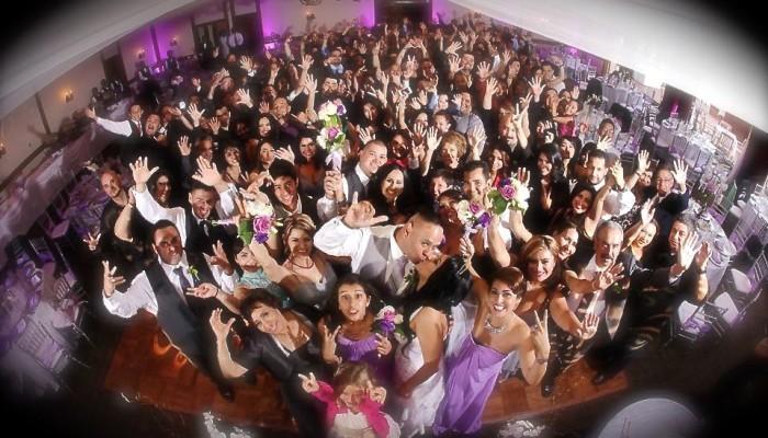 The Long Beach Reef Weddings, DJ Steve Chacon, Steve Chacon Weddings